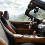 Das Interieur des BMW Zagato Roadster