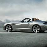 BMW Zagato Roadster in der Seitenansicht