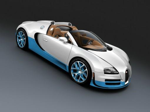 Bugatti Veyron 16.4 Grand Sport Vitesse für 1, 74 Millionen Euro