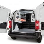 Als Neuheit präsentiert Citroen auf der IAA 2012 diesen Berlingo Kastenwagen