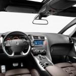 Das Interieur des Citroen DS5-Sondermodells Pure Pearl