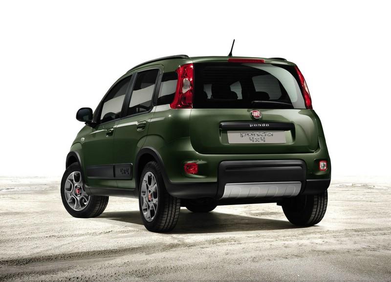 Fiat bringt den Panda als 4x4