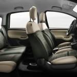 Der neue Fiat Panda 4x4 - Der Innenraum