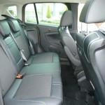 Die Findledersitze im Ford B-Max