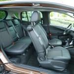 Der Innenraum des Ford B-Max