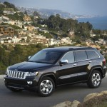 Jeep Grand Cherokee Overland Summit mit 241 PS