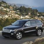 Jeep Grand Cherokee Overland Summit mit 241 PS