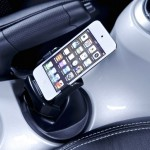 Apple iPod Touch im Nissan Juke Ministry of Sound