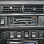 Die Heizung des Lada 4x4