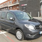 Mercedes-Benz Citan-Mixto in Grau