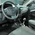 Der Innenraum des neuen Nissan Almera