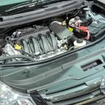 Der Motor des neuen Nissan Almera