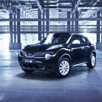 Der Nissan Juke Ministry of Sound in Black Metallic
