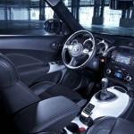 Das Cockpit des Nissan Juke Ministry of Sound