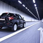 Nissan Juke Ministry of Sound in der Heckansicht