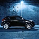 Nissan Juke Ministry of Sound mit 17 Zoll Felgen