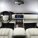Range Rover 2013 - Das Armaturenbrett
