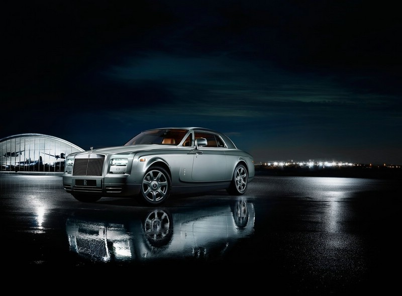 Phantom Series II Coupe Aviator Collection von Rolls-Royce