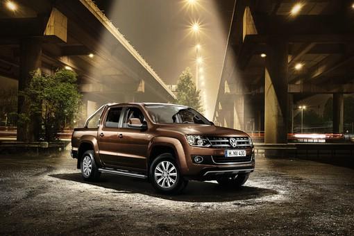 Volkswagen Amarok als Sondermodell Advantage
