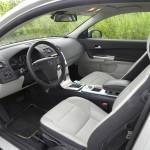 Die Fahrerseite vom Volvo C30 Electric