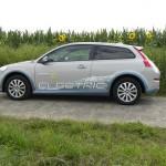 Volvos Elektroauto C30 Electric in der Seitenansicht
