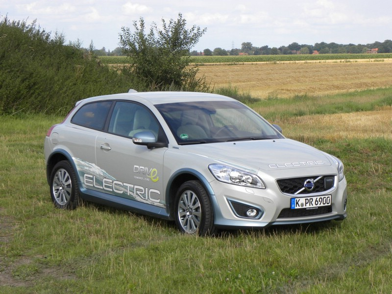 Volvo C30 Electric mit 111 PS