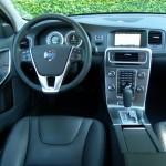 Das Cockpit des neuen Volvo V60 D5