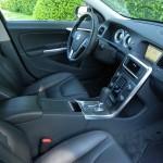 Das Interieur des Volvo V60 D5