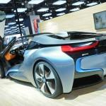 Der i8 Spyder Concept von BMW