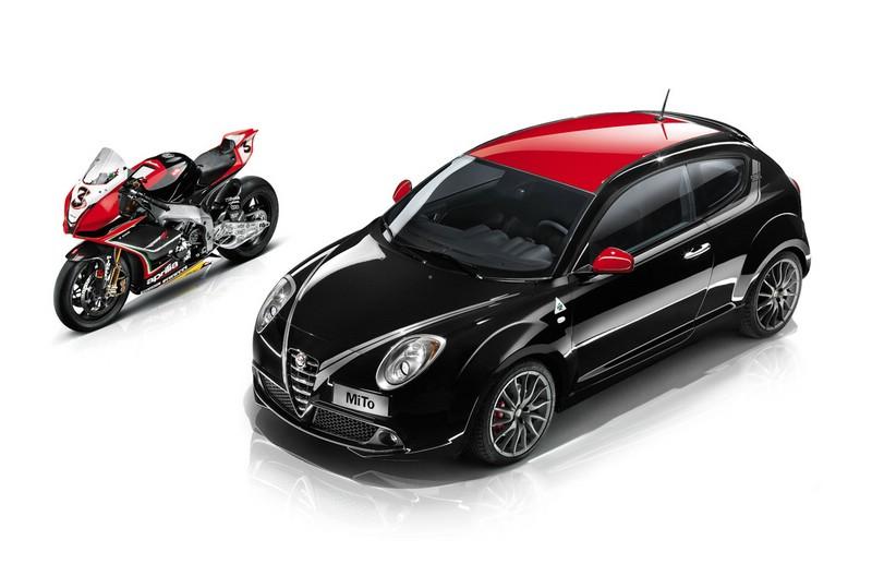 Der Alfa Romeo Mito SBK Limited Edition ist auf 200 Stück limitiert