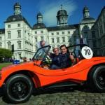 Apal Buggy in der Seitenansicht - Hans-Joachim Stuck und Erol Sander