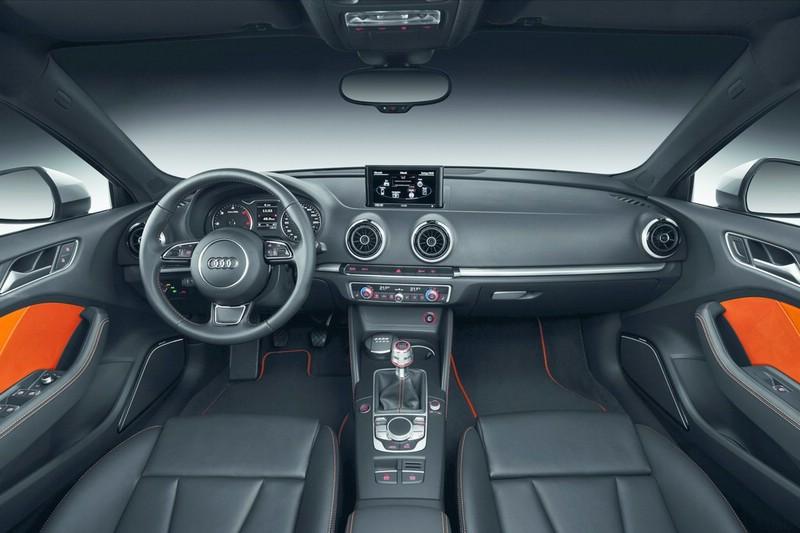Armaturenbrett audi  Galerie: Audi A3 Sportback Armaturenbrett | Bilder und Fotos