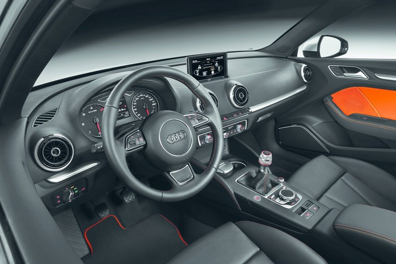 Galerie: Audi A3 Sportback Interieur | Bilder und Fotos