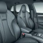 Der Innenraum des Audi A3 Sportback S line