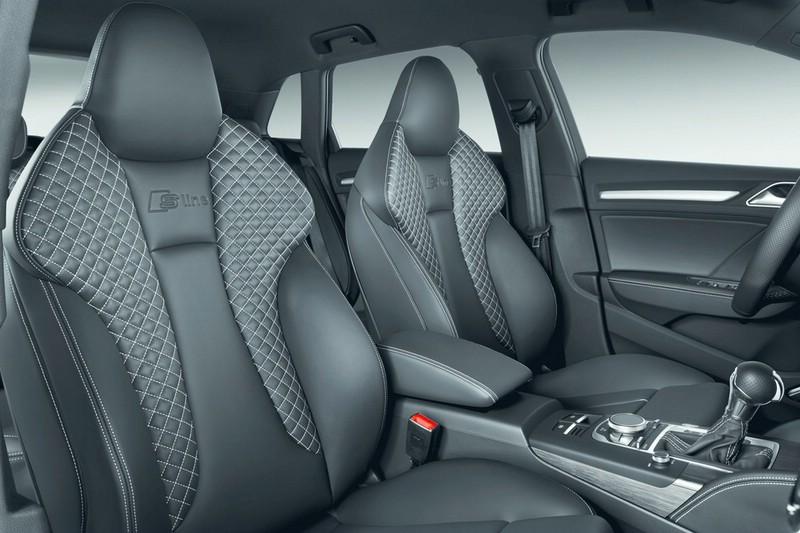 Galerie: Audi A3 Sportback S line Interieur | Bilder und Fotos