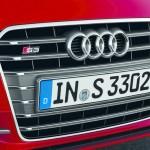 Der Grill des neuen Audi S3 Modelljahr 2013