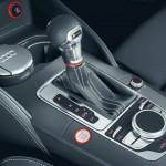 Der Schaltknauf des Audi S3 2013