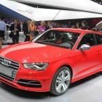 Neuer Audi S3 hat Premiere in Paris