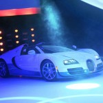 1200 ps starker Bugatti Veyron Grand Sport Vitesse auf dem Pariser Autosalon 2012