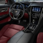 Das Cockpit des Cadillac ATS