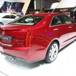 Cadillac ATS auf der Pariser Automesse 2012