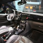 Das Armaturenbrett des Citroen DS3 Cabriolet