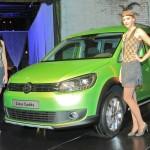 Der neue Cross Caddy auf der IAA 2012