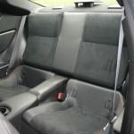 Toyota GT86 - Einzelsitze im Fond