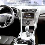 Das Interieur des neuen Ford Mondeo Kombi