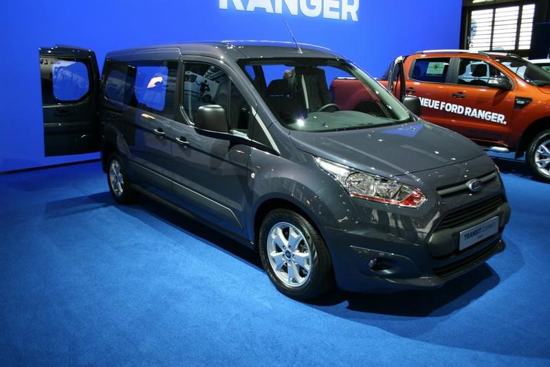 Ford Transit Connect auf der IAA 2012