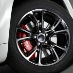 Die 20 Zoll Felgen des Jeep Grand Cherokee SRT Limited Edition