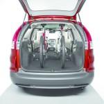 Der Laderaum des Honda CR-V