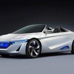 Honda-Sportwagen EV-STER Concept mit Elektroantrieb