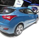 Hyundai i30 Dreitürer auf der Paris Motor Show 2012